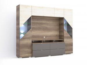 Katar szekrénysor