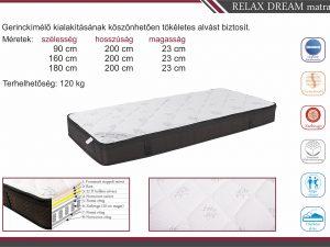 Relax Dream matrac