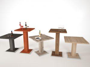Bar, Cocktail asztal